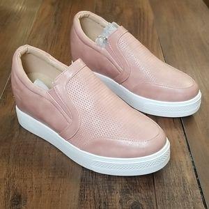 Danskin AMAZE Slip On Wedge Sneaker